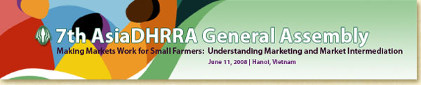 7th AsiaDHRRA General Assembly